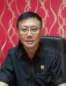 Ketua DPRD Medan Minta Pemko Tegas kepada Pemborong Galian Kabel Fiber Optik