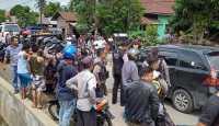Polresta Deliserdang Gerebek Kampung Narkoba di Biru-biru, 10 Orang Diamankan