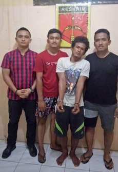 Polisi Tangkap Anggota Komplotan Pelaku Curat di Leidong