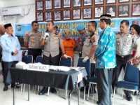 Pelaku Perobekan Kitab Suci Alquran Diringkus Polisi di Medan