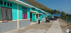 Bupati Samosir Serahkan 14 Unit Rumah kepada Korban Banjir Bandang di Buntu Mauli