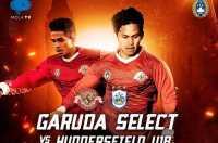 Garuda Select Gelar Laga Uji Coba Huddersfield U-18 Inggris