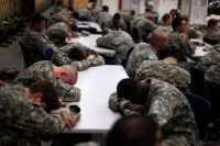 110 Tentara AS Alami Cedera Otak Akibat Serangan Rudal Iran