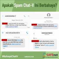 Bahaya Serangan Siber Melalui SMS, Smartphone Diambil Alih Peretas
