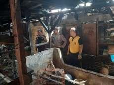Arus Pendek, Rumah Warga di Dolok Marlawan Nyaris Terbakar