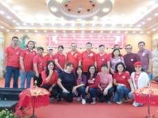 Persekutuan Lansia Syalom Distrik 1 GMI KPS Rekreasi ke Pantai Bali Lestari