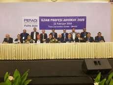 248 Calon Advokat di Medan Ikuti UPA 2020