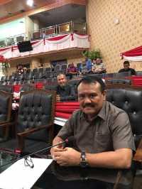 DPRDSU: Dairi Sepertinya Tidak Ada Pemerintahan, Warga Gotong-royong Bangun Jembatan