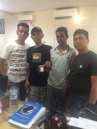Polrestabes Medan Bekuk 2 Pengedar Narkoba
