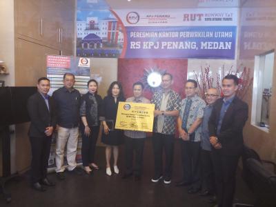 RS KPJ Penang Bidik Wisatawan Kesehatan dari Medan