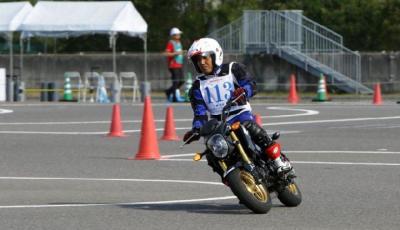 Medan Tuan Rumah Kompetisi Safety Riding Nasional 2019