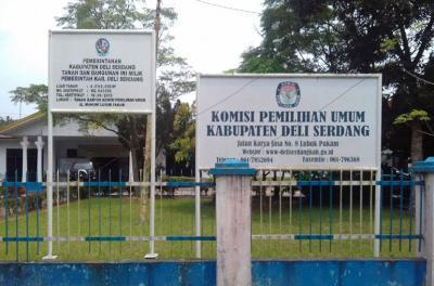 Tiga Komisioner KPU Deliserdang Gagal Pertahankan Posisinya