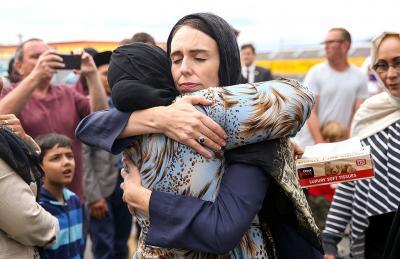PM Selandia Baru Terima Email dari Pelaku Sebelum Penembakan