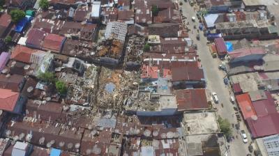 174 KK Kehilangan Tempat Tinggal di Sibolga