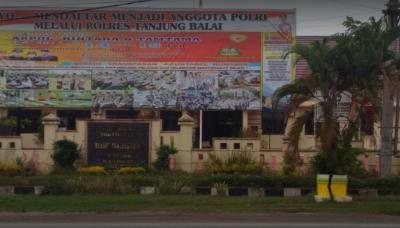 Kasat Binmas Polres Tanjungbalai Bertemu Tomas Ajak Warga Sukseskan Pileg dan Pilpres 2019