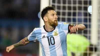 Messi Comeback, Timnas Argentina Luncurkan Jersey Baru