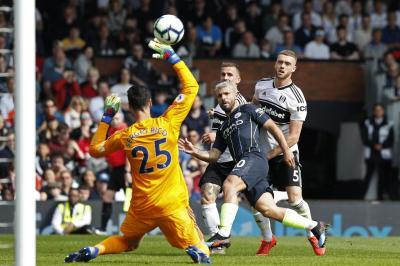 Manchester City Mendominasi Laga, Tekuk Fulham