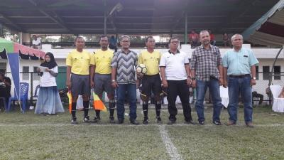 Turnamen Sepakbola Rumah Kita Cup Dimulai, Pemprovsu Kalahkan USU