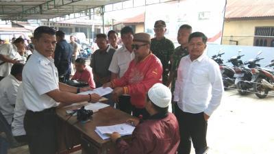 66 Kelompok Tani di Sosa Padang Lawas Terima Dana CSR Rp 11,45 M dari PTPN IV