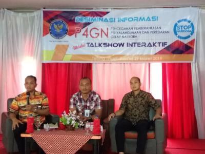 Kepala BNNK Tebingtinggi: Indonesia Sasaran Terempuk Peredaran Narkoba