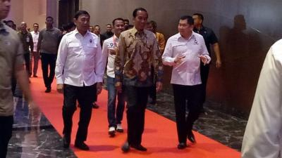 Jokowi Puji Perindo, Paling Baik Manajemen