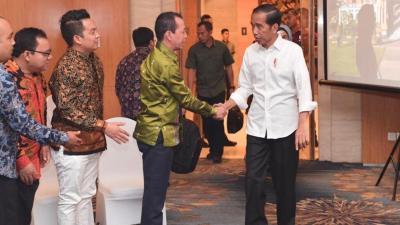 Jokowi Hidupkan Kembali Harapan Jalan Tol Medan-Tanah Karo