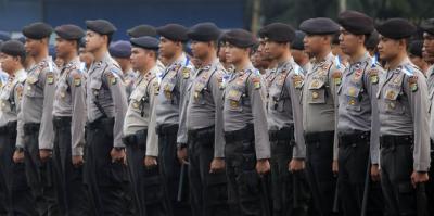 Polisi Siapkan 5.600 Personel Amankan Debat Cawapres Hari Ini