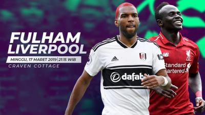 Livepool Bertekad Kalahkan Fulham di London