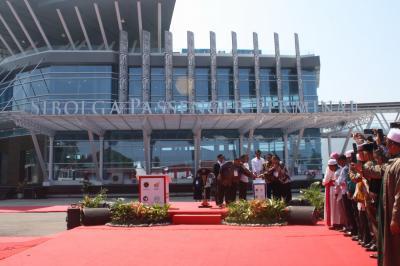 Jokowi Serukan Kebangkitan Pelabuhan Sibolga