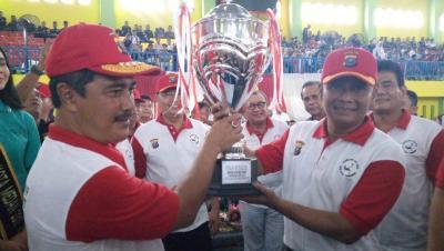 Futsal Kapoldasu Cup Pecahkan Rekor Muri