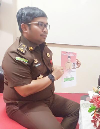 Kejaksaan Terbitkan DPO Mantan Kasek SMKN 2 Kisaran, Tersangka Kasus Dugaan Korupsi Dana BOS Rp 1,6 Miliar