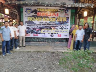 Binjai Road Race Siap Digelar