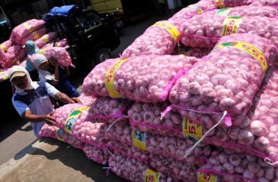 KPPU: Impor Bawang Putih oleh Bulog Ciptakan Ketidakadilan