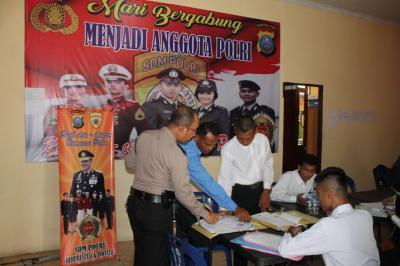 Pendaftaran Calon Anggota Polri Diperpanjang Hingga 29 Maret