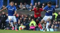 Blunder De Gea, MU Pasrah Ditahan Seri Everton