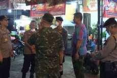 Polisi Bubarkan Warga yang Berkumpul di 3 Lokasi Kota Medan