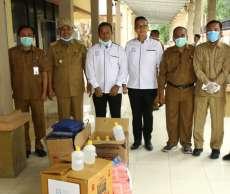 Apindo Berikan Bantuan APD ke Pemko Tebingtinggi