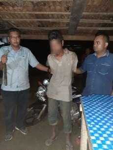 Pelaku Pembunuhan Sumarno Nasution di Desa Janjilobi Diamankan Polres Palas
