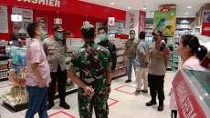Kapolrestabes Medan Imbau Manajemen Deli Park Mall Berperan Aktif Cegah Corona