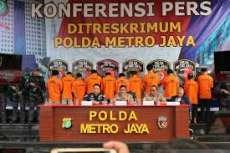 Polda Metro Tangkap 3 Pembobol Bank Bermodus Virtual Account