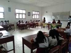 Gebyar Pendidikan Tingkat SD dan SMP di Sidamanik Meriah