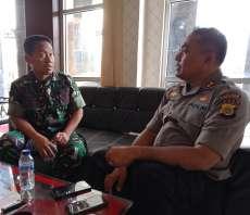 TNI dan Polri Serius Tangani Corona di Agara