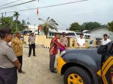 Polsek Bilah Hilir Dapat Mobil Patroli untuk Tingkatkan Pelayanan