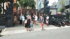 Imbas Corona, Antrean Perpanjangan Visa di Imigrasi Ngurah Rai Membeludak