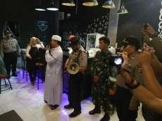 TNI Polri dan Pemkab Aceh Tenggara Gelar Patroli Gabungan Corona