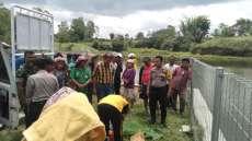 Mayat Pelajar SMP Ditemukan Mengapung di Embung Lae Maciho Sitinjo
