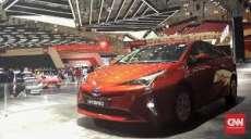 Komunitas TOC Jajal Mobil Hibrida