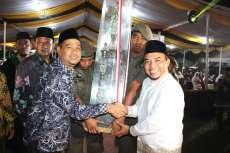 Bilah Hulu Juara Umum MTQH dan FSQ Kabupaten Labuhanbatu