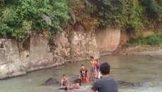 Pelajar SMP Ditemukan Tewas Hanyut di Sungai Buaya