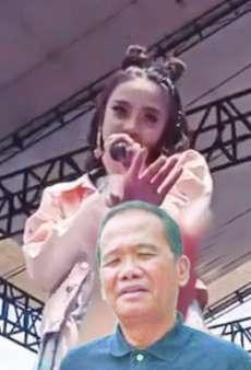 Lyodra Bikin Penggemarnya Nangis, Donnie Nostalgia Bersama Warga QRIS